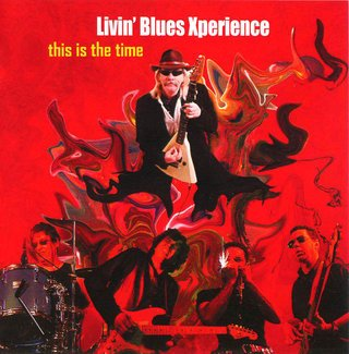 Livin Blues Xperience This is the Time