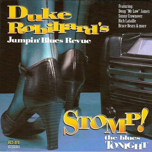 Duke Robillard - Stomp The Blues Tonight