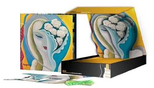 Derek and the Dominos Layla and Other Assorted Love Songs Turns 40