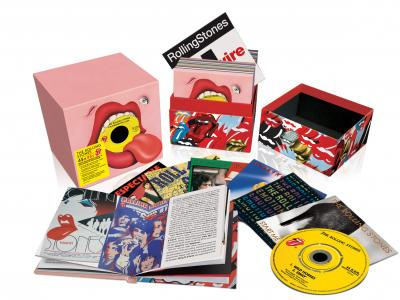 The Rolling Stones Singles (1971-2006)