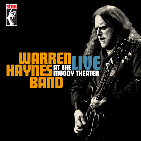 Warren Haynes Band - Live At The Moody Theater