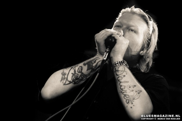 Big Pete @ Moulin Blues 2012