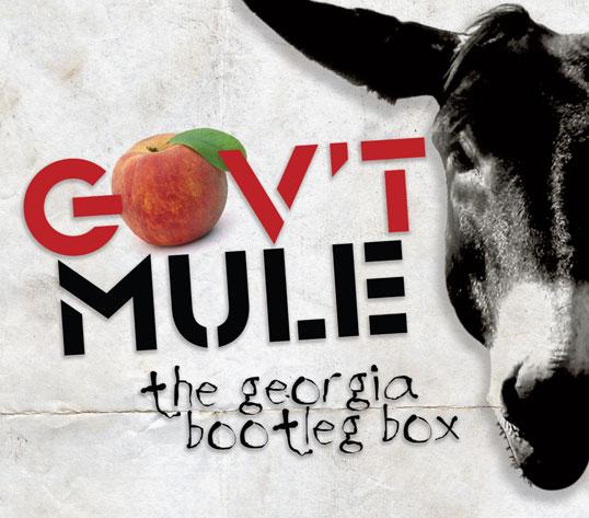 Govt Mule - The Georgia Bootleg Box