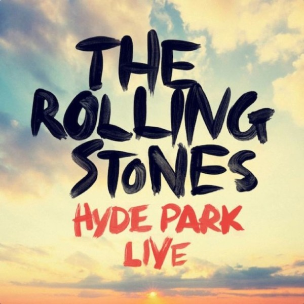 the rolling stones - hydepark live