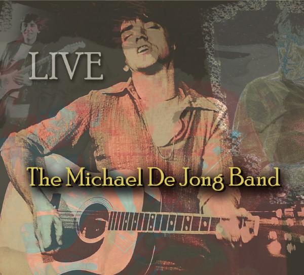 Michael De Jong band Live Cover