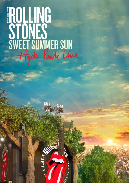 The Rolling Stones - Sweet Summer Sun – Hyde Park Live
