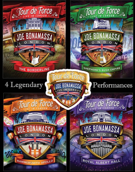 Joe Bonamassa - Tour De Force