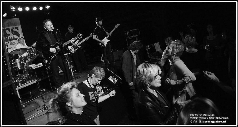 Keeping The Blues Alive - Robbert Fossen en Peter Struijk Band - 24-11-2013 (30)