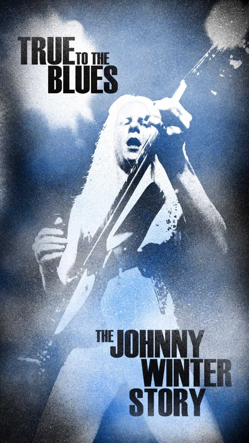 Johnny Winter True To The Blues
