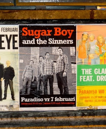Sugar Boy and the Sinners