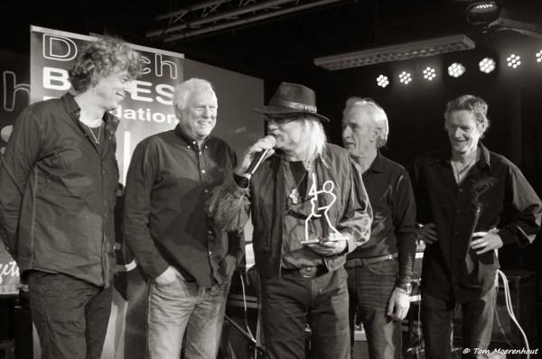 De overige prijzen zijn: Tineke Schoemaker beste vocaliste, Boy Vielvoye beste harpist en The Damned and Dirty beste CD. Daarnaast werd Livin' Blues opgenomen in The Hall Of Fame en ging de Keeping The Blues Alive Award naar Bert Lek.