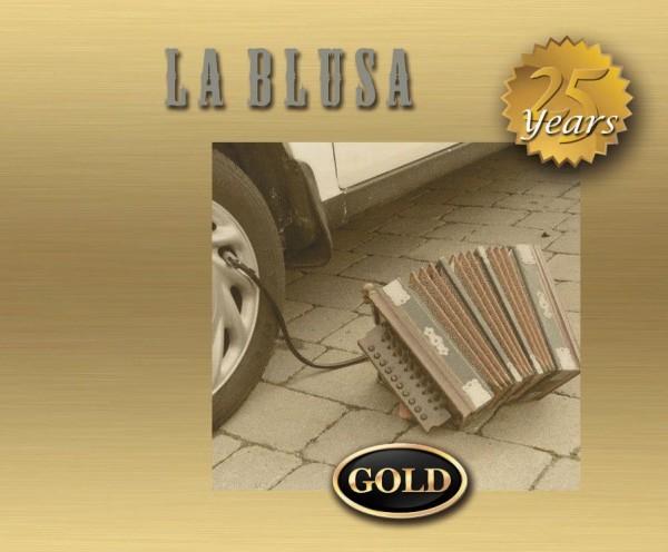 La Blusa - Gold / 25 years