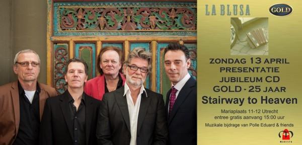 LA BLUSA CD PRESENTATIE 2014