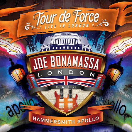 TOUR DE FORCE - HAMMERSMITH ODEON - JOE BONAMASSA