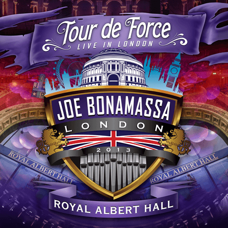TOUR DE FORCE - ROYAL ALBERT HALL - JOE BONAMASSA