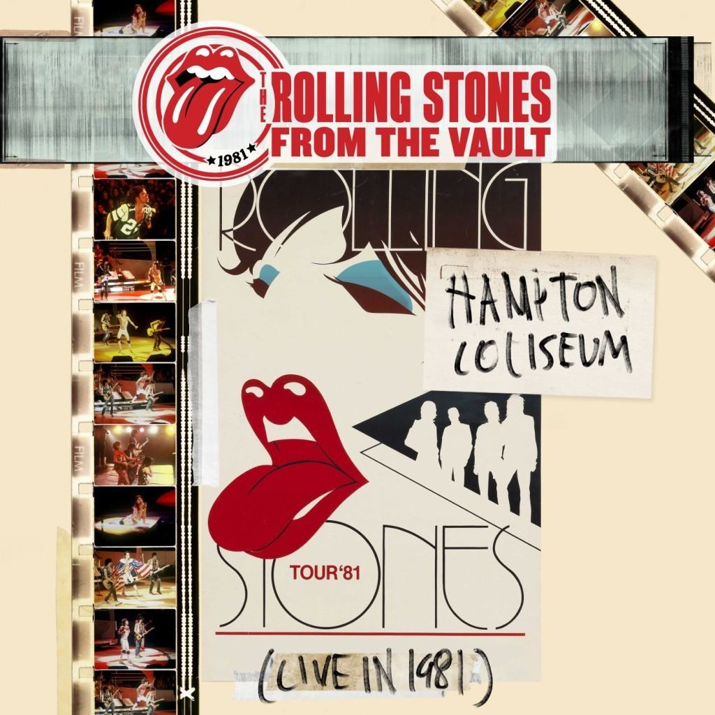 THE ROLLING STONES - From The Vault – Hampton Coliseum – Live in 1981