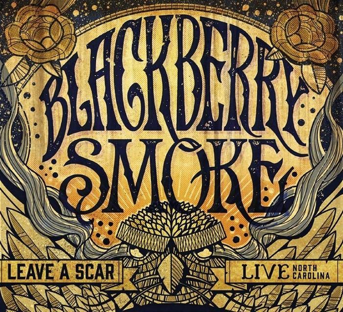 Leave a scar blackberry smoke