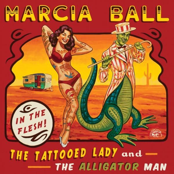 Marcia-Ball-Tattooed-Lady-and-the-Alligator-Man