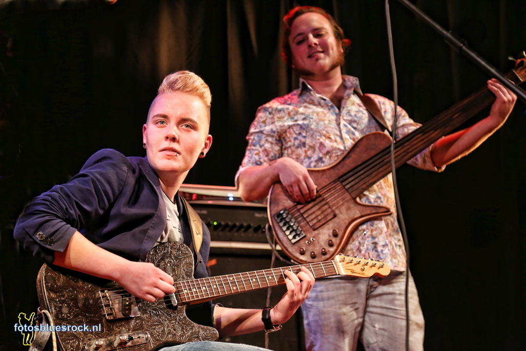 Leif de Leeuw & band
