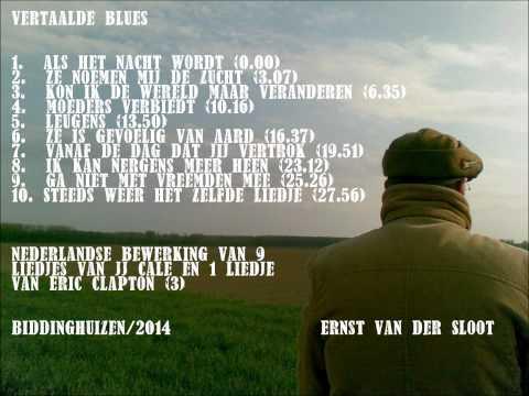 Ernst van der Sloot - Vertaalde Blues