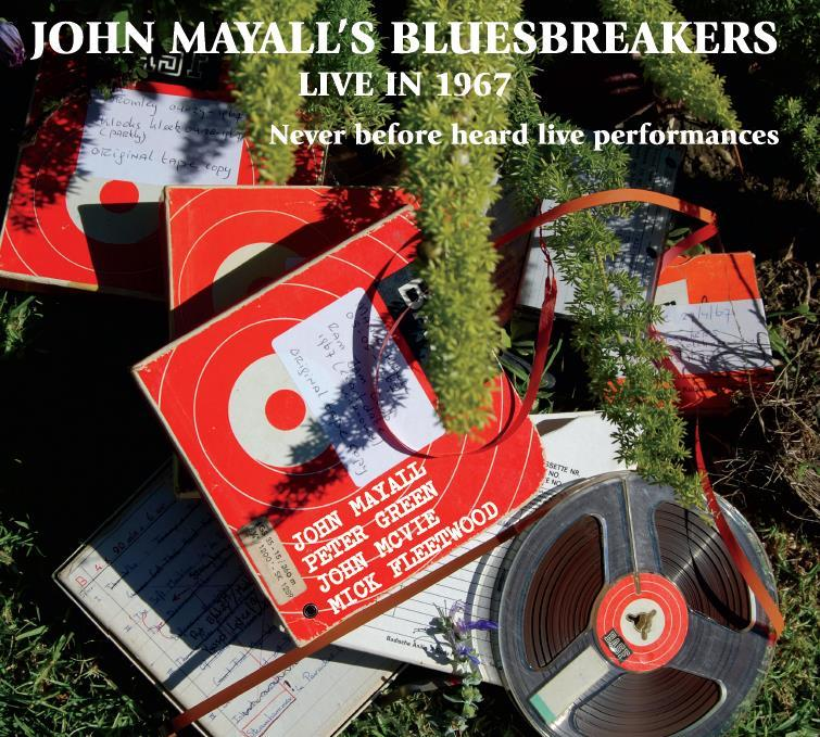 John Mayall Bluesbreakers-1967-Live-CD