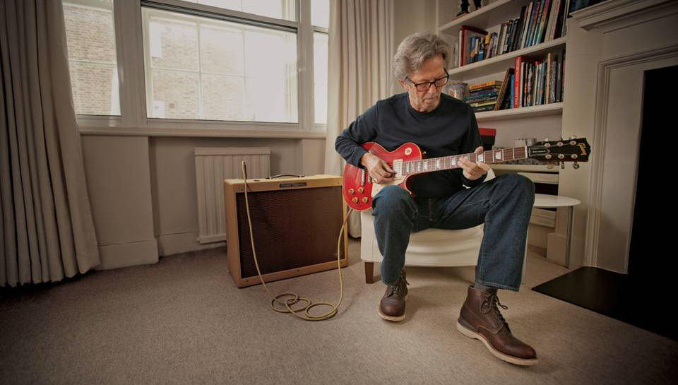 eric clapton blues hall of fame