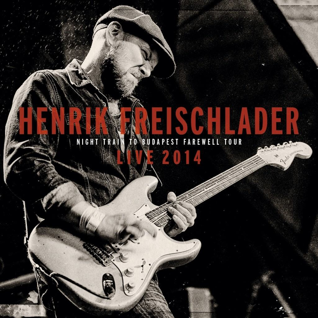 henrik freischlader live 2014