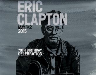Eric Clapton @ Madison Square Garden