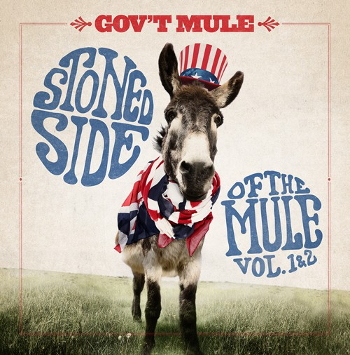 govt mule stoned side of the mule