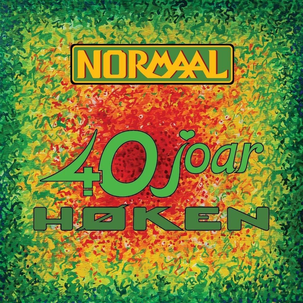 Normaal - 40 joar hoken