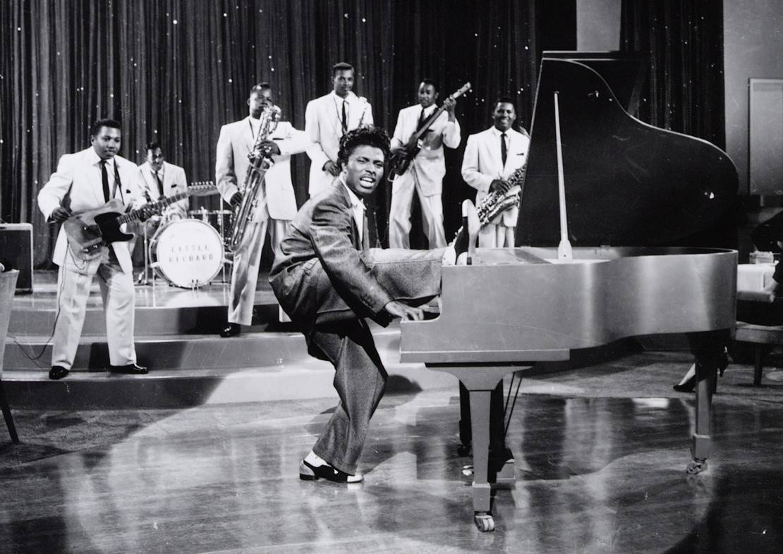 Little Richard // Photos courtesy of the Specialty Archives