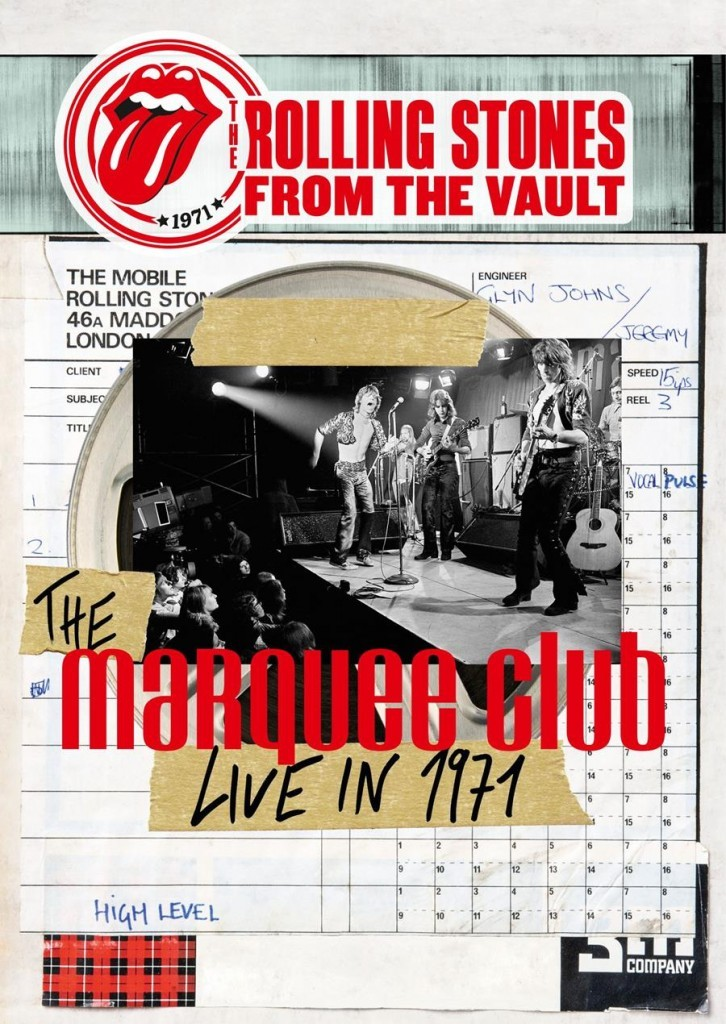 The Rolling Stones From The Vault The Marquee - Live In 1971