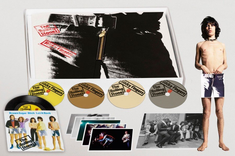 rolling stones sticky fingers