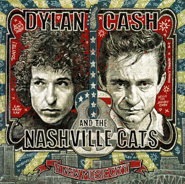 Dylan Cash and the Nashville Cats A New Music City