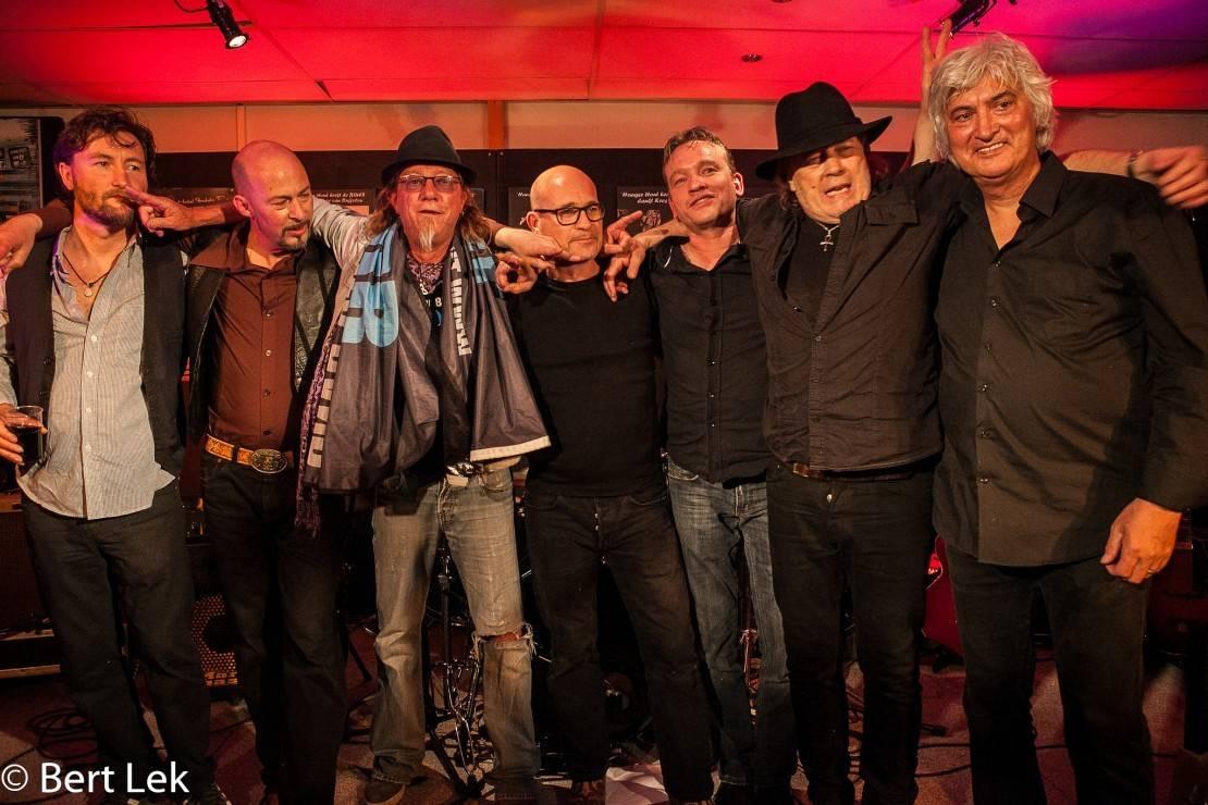 Afscheidsconcert 12 Bar Blues Band Haagse Hout Den Haag 29 Mei 2015