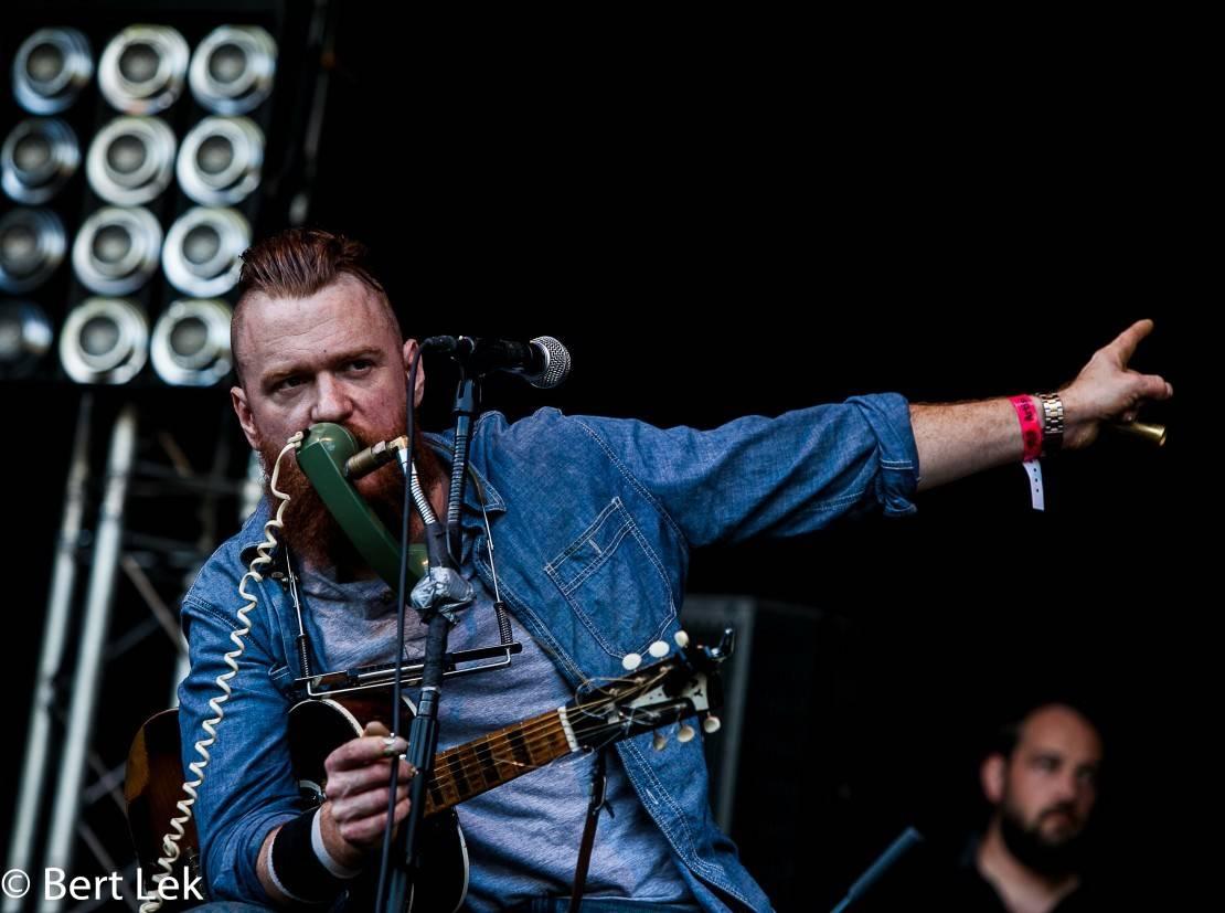 Roots In The Park Festival,  Julianapark Utrecht, 27 juni 2015