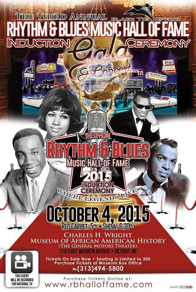 Rhythm & Blues Music Hall of Fame