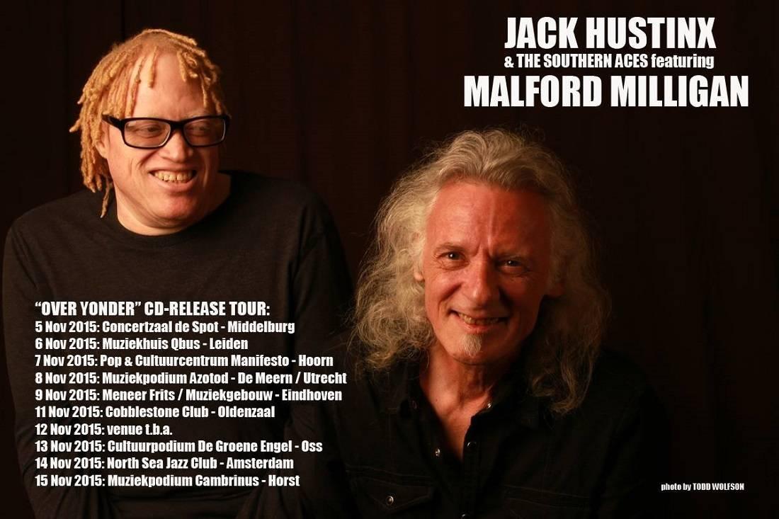 Jack Hustinx tour