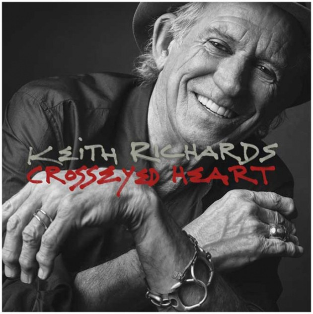 Keith Richards - Cross Eyed Heart