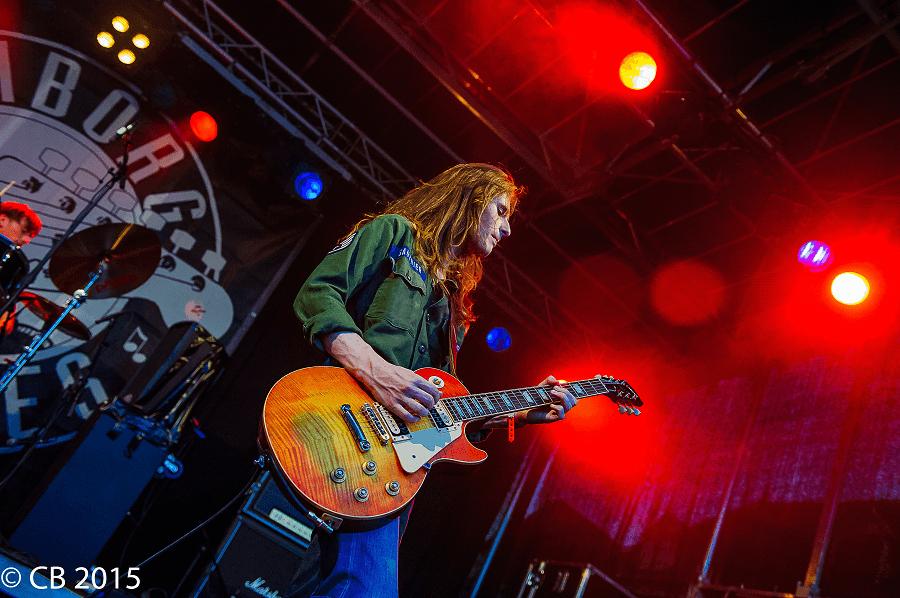 Aaron Keylock - Culemborg Blues 2015