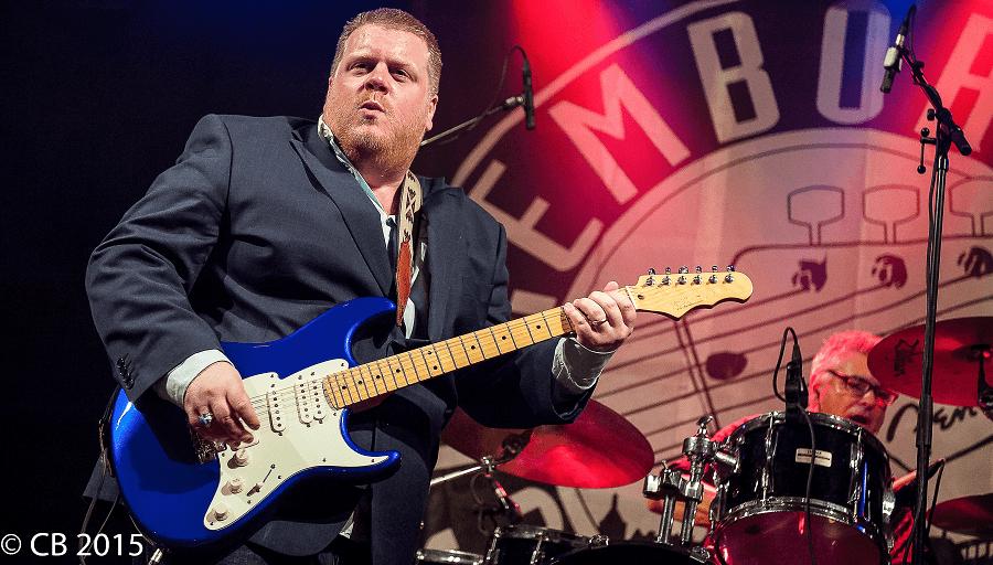 Danny Bryant - Culemborg Blues 2015