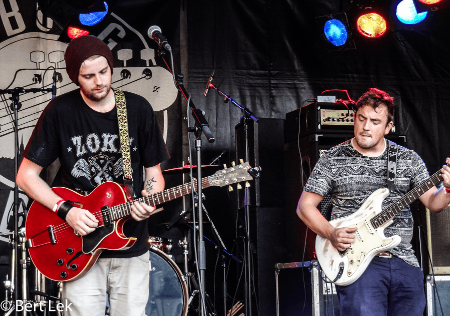 Howlin' Stone - Culemborg Blues 2015
