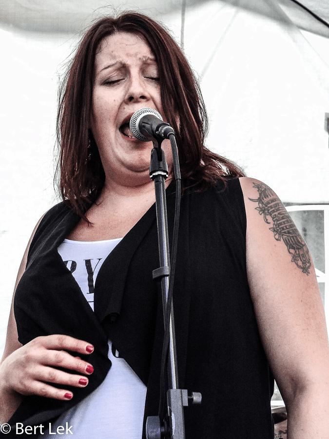 Jenny B Culemborg Blues 2015