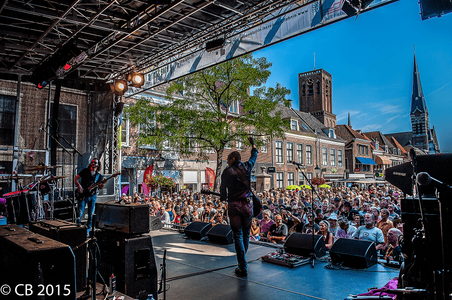 Jimi Barbiani Band - Culemborg Blues 2015