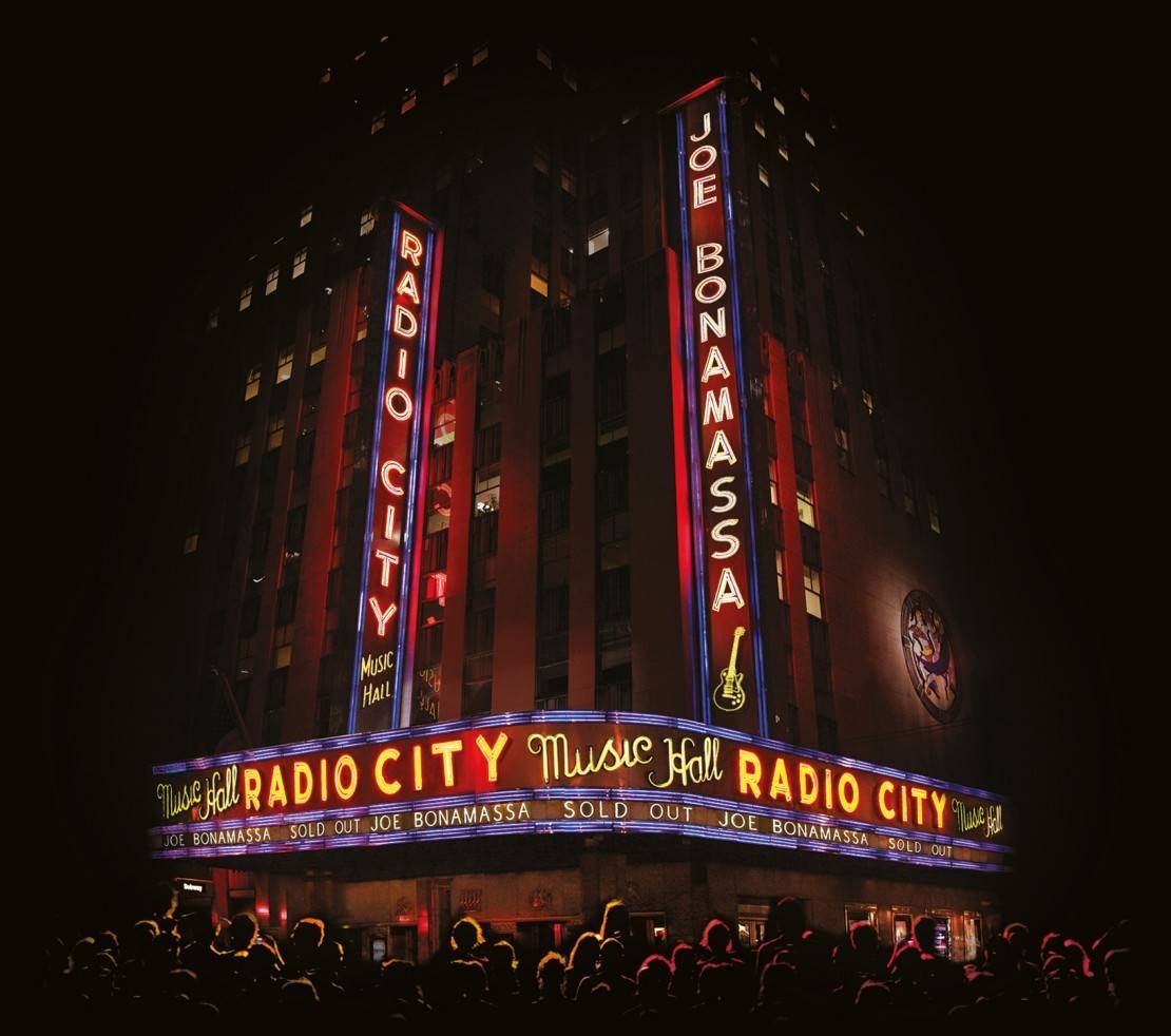 Joe Bonamassa Live at Radio City Music Hall