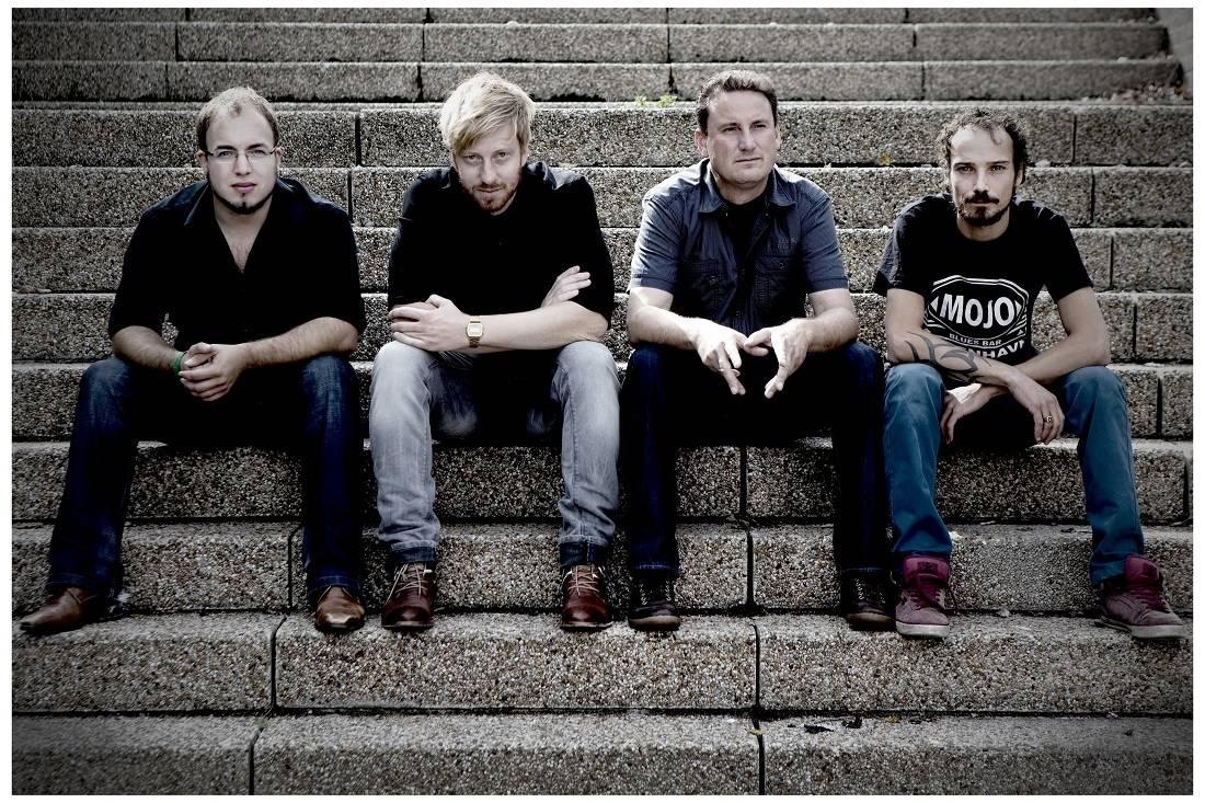 The Dynamite Blues Band - persfoto (2)