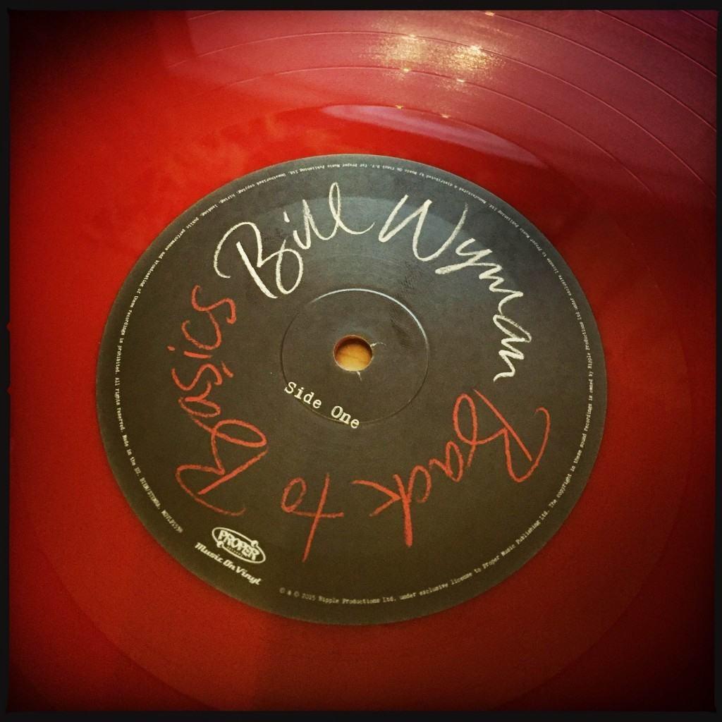 Bill Wyman - Back To Basics - vinyl - 01