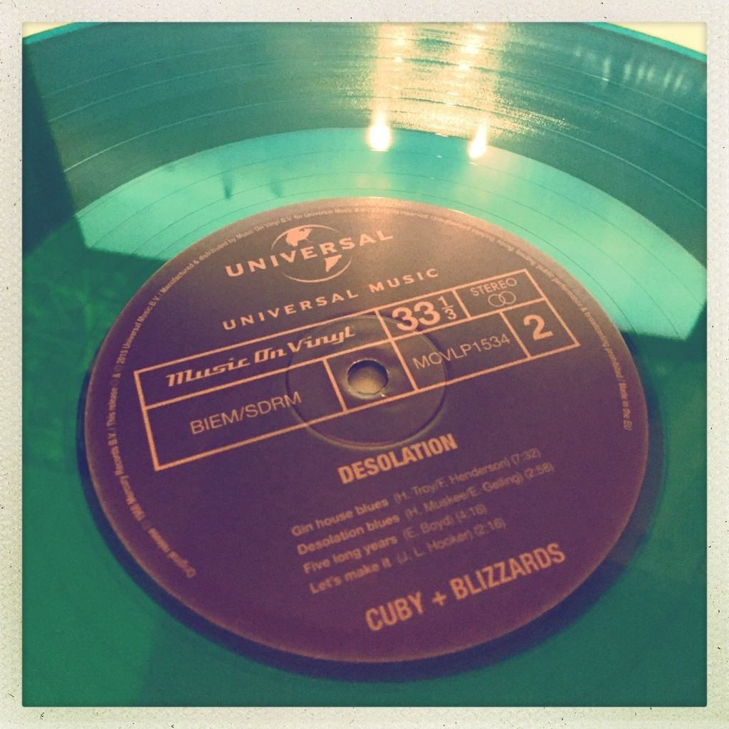Cuby & The Blizzards - Desolation - vinyl - 03