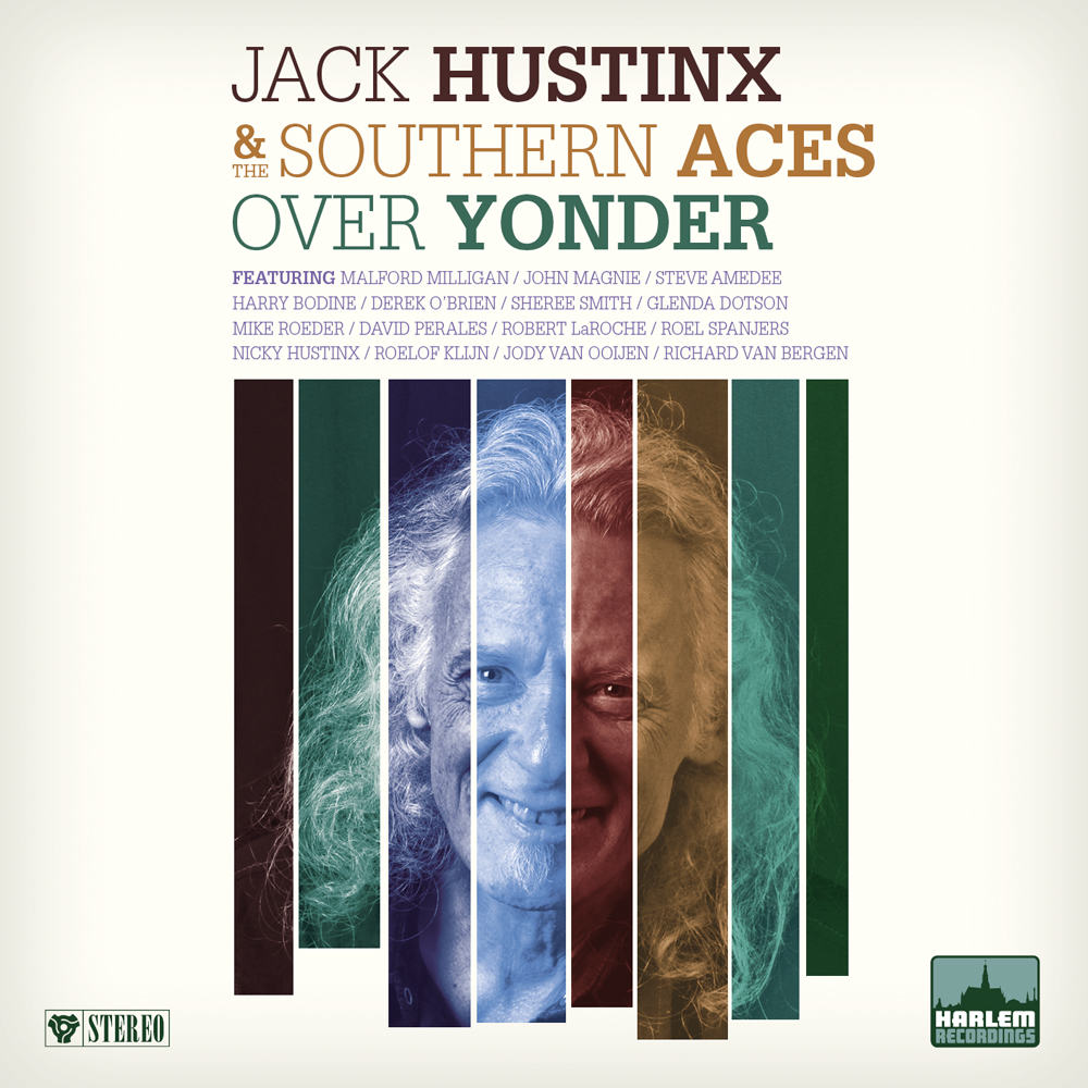 Jack Hustinx & The Southern Aces CD