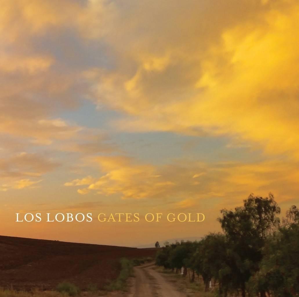 Los Lobos - Gates of Gold - Artwork